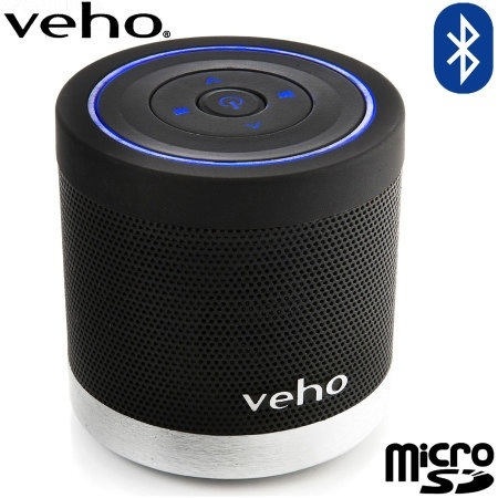 Review: Veho 360 Bluetooth Speaker